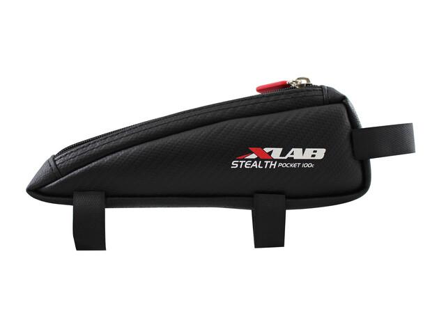 XLAB Stealth 100 - Sac porte-bagages - Carbon noir